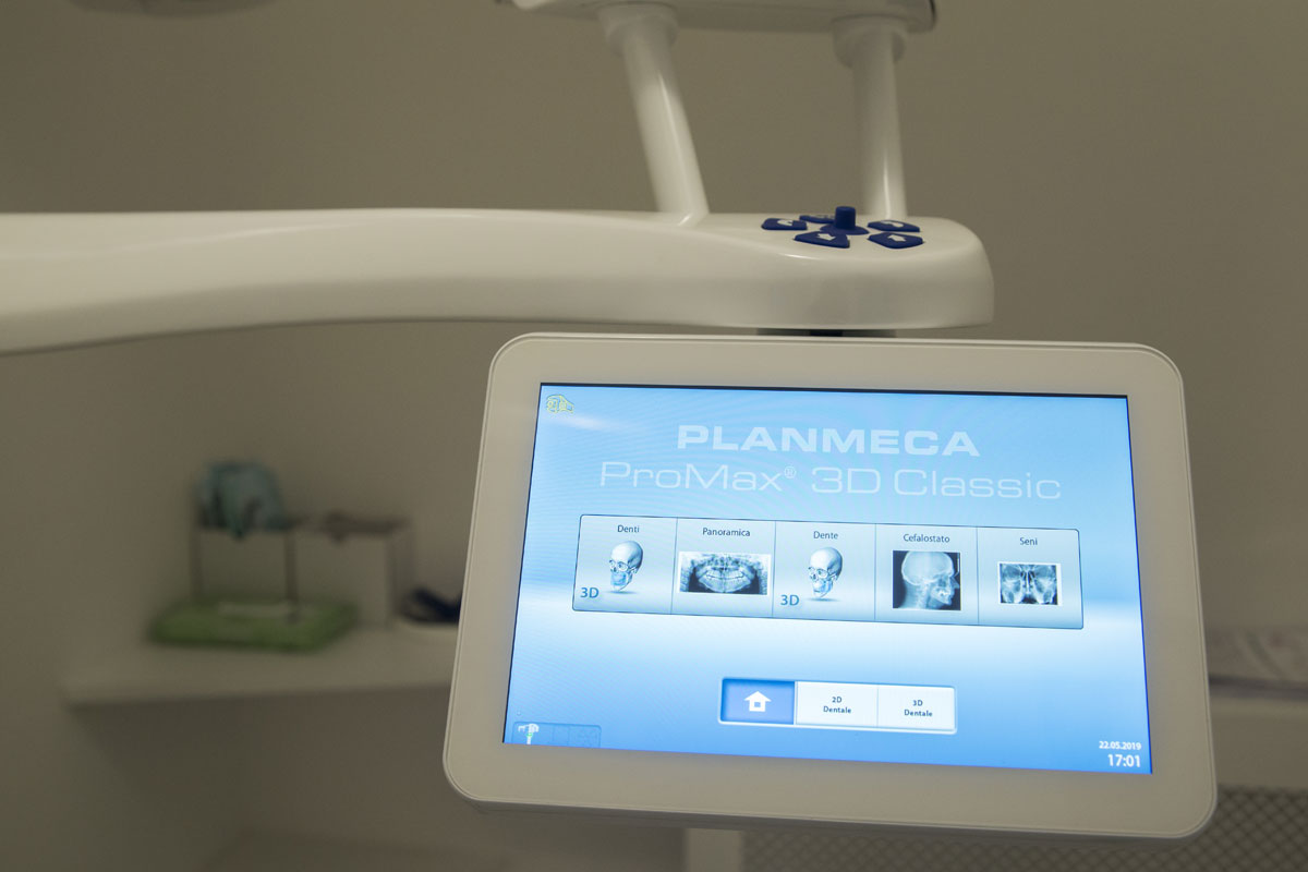 Radiologia dentale ancora più affidabile con Planmeca Promax® 3D Classic