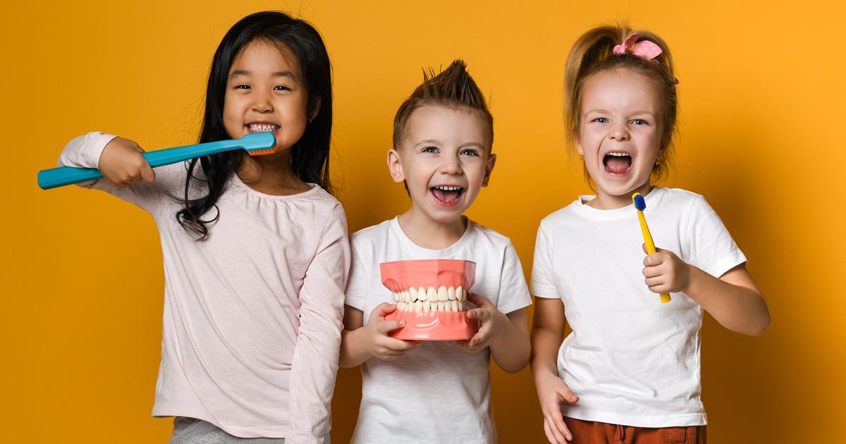 Ottobre, il mese della salute e della prevenzione orale