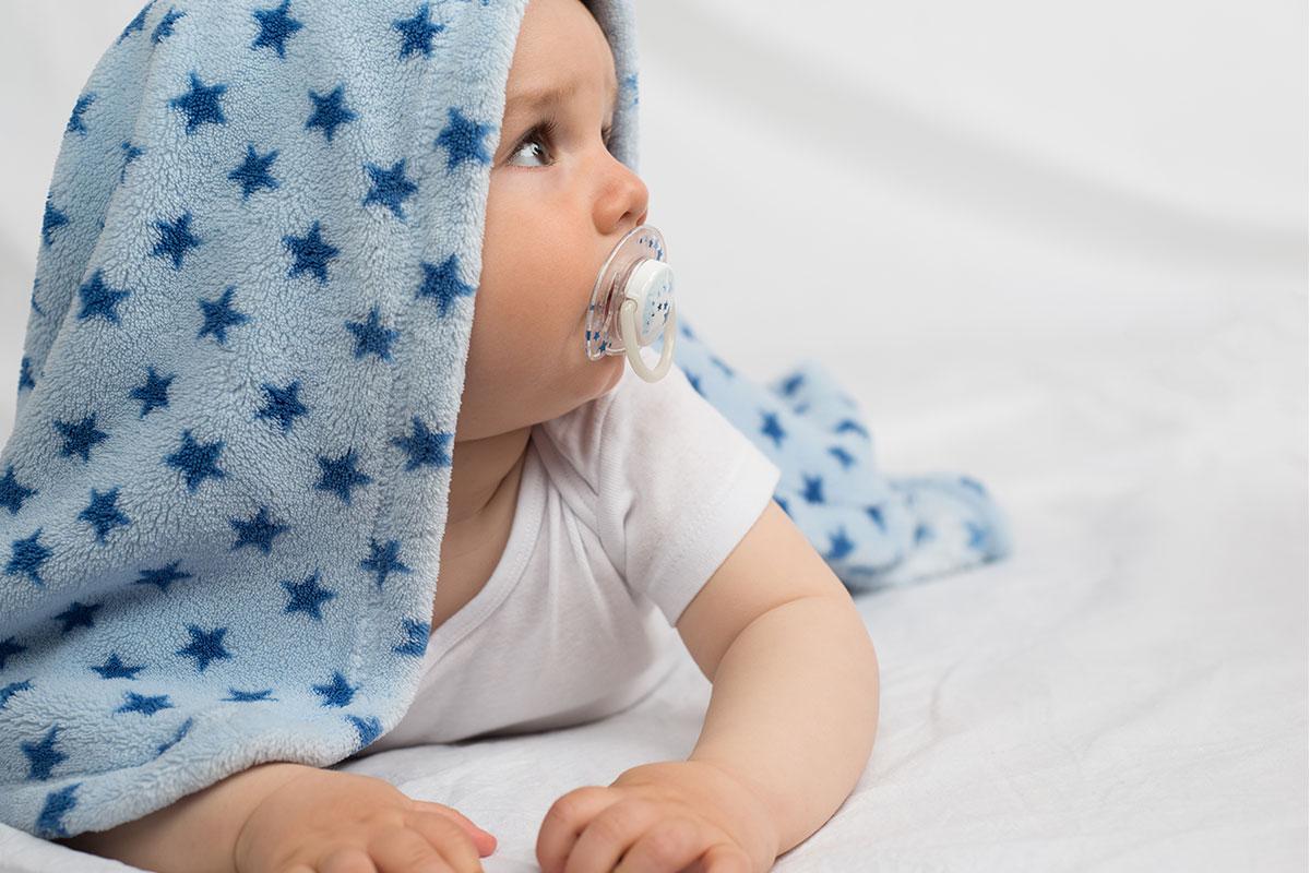 Parola all'odontoiatra: il ciuccio e lo sviluppo del palato del bambino