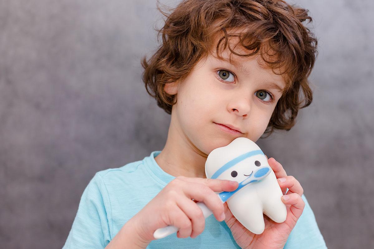 Igiene dentale nella prima infanzia. La prevenzione inizia a casa